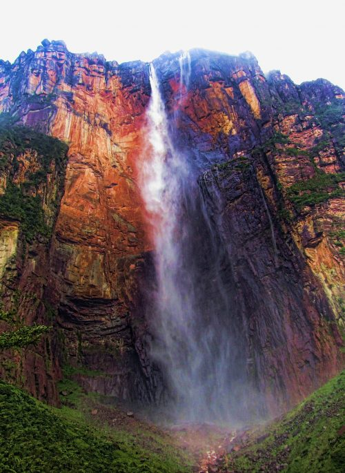 Angel Falls from the Laime view point