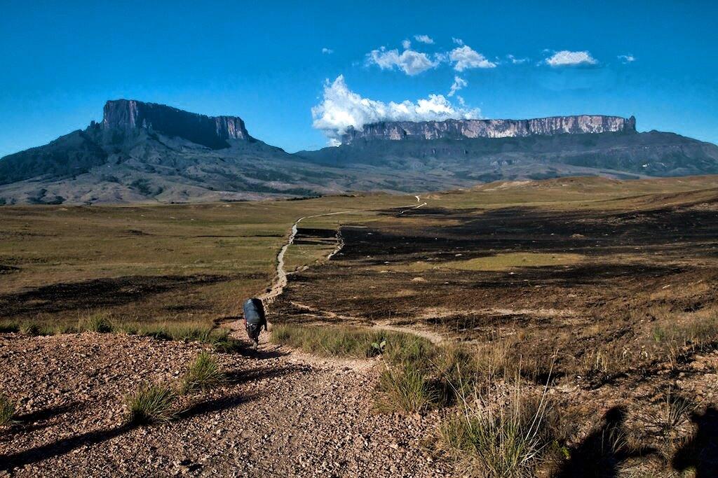 Roraima Mountain